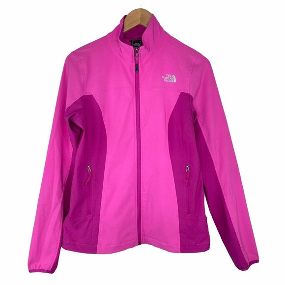 The North Face Women's Nimble Jacket Pink Small